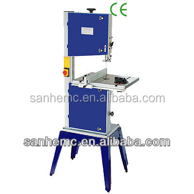 professional and portable wood cutting band saw machine with 14'' mj343b1 mj343b2