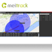 Meitrack free tracking software gps tracking system for car gps tracker with google Maps MS03