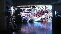 Indoor LED Display with 10mm Pitch and Cabinet Weight of Less than 45kg/Unit
