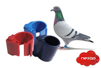 RFID Programmable Pigeon Ring Tag Animal Tags