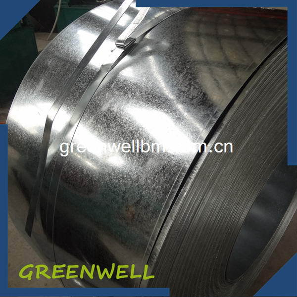 China supplier manufacture High-ranking galvanized steel coil hgi