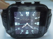 mkt6572 3g smartwatch for smart phone watch camera waterproof