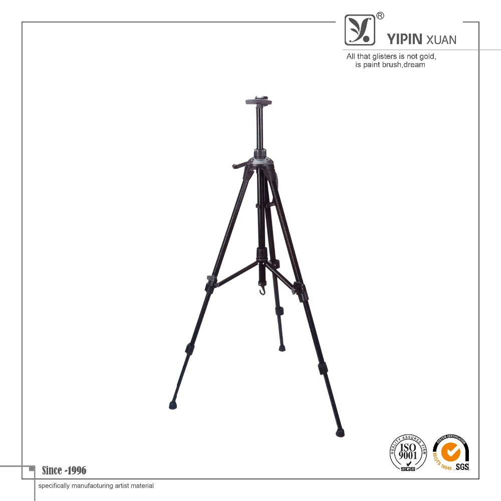 In Stock 60-160cm Aluminum Easel Drawing Stand With Campass and Gradienter Wholse Professional Artist Easel
