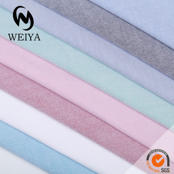 100%cotton oxford shirt fabric