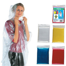 Newest selling outdoors multi-using safety emergency disposable rain poncho