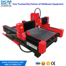 Hot Sale SCT 4x8 ft 3D Relief Stone CNC Router for Engraving and Cutting