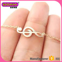 Mignon Best cost-effective musical note charm necklace jewelry music notes,decorative music notes