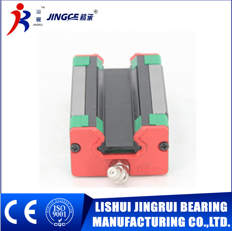 elevator guide rail linear guide price HGH45CA bearing