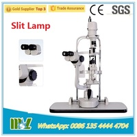 5 Step Drum Magnification eye Examination/ ophthalmic equipment/Slit lamp