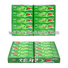 Confectionery hot selling chewing gum display stand VC-C042