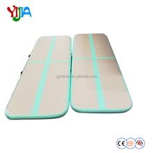 DWF PVC indoor sport equipment used commercial inflatable gymnastics air mat