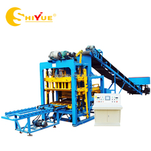 QTJ4-25 brick forming machine breeze block making machine