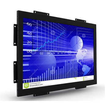 22 inch Embedded Open Frame Touch Monitor Projected Capacitive Touch screen