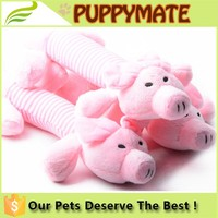 2016 new pet toys for dog/ Dog Plush Animal Squeaky Toys/Dog Chew Toy