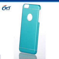 hard case for iphone 6 plus aluminium cell phone plastic cover