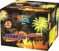 Professional Fireworks Cake and Display shell firework 1.2' 36Shots tropical romantic feeling