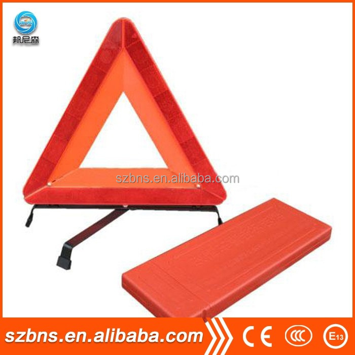 Warning Triangle Sign /Triangle Sign/Emergency Warning Sign