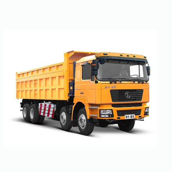 SHACMAN 375hp 8x4 Dump Truck 30T Payload model