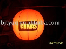 2012 hot inflatable lighting balloon