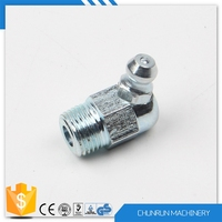 stainless steel zerk alemite grease gun nozzle SS nipple fitting