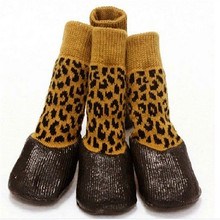 Good quality durable wholesale dog long socks