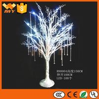 Environmental Decorative Metal Trees For Weddings With Patents
