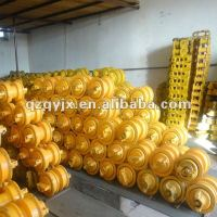 Excavating machinery parts track roller