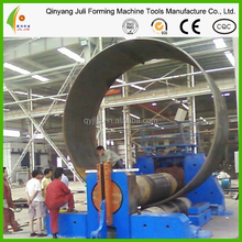 3-roll plate rolling machine price, hydraulic plate rolling machine with 3 roller