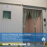 MOON CE commercial air blast freezer and chiller with stable price for sale in cold room