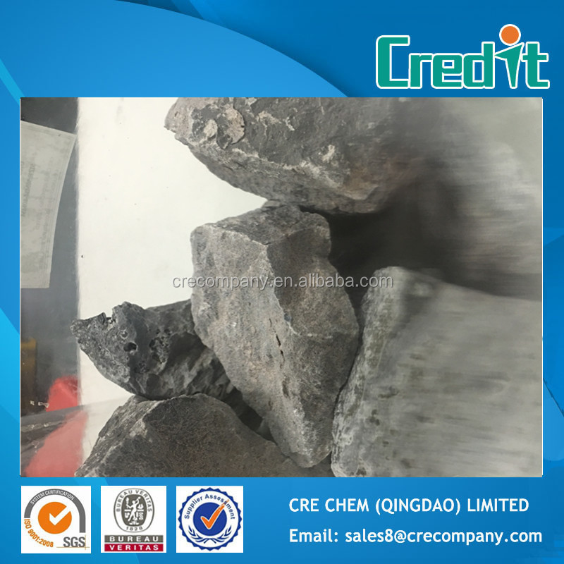 Chinese Gold Supplier CRE CHEM of Calcium Carbide Price