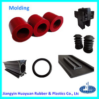 Jiangyin Huayuan provides EPDM,silicone,NR,NBR,CR(Neoprene) epdm rubber profile