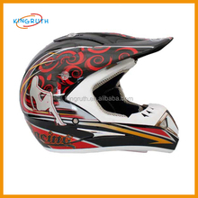Motorcycle Scooter Ebike Full Face Street Helmet for dirt bike