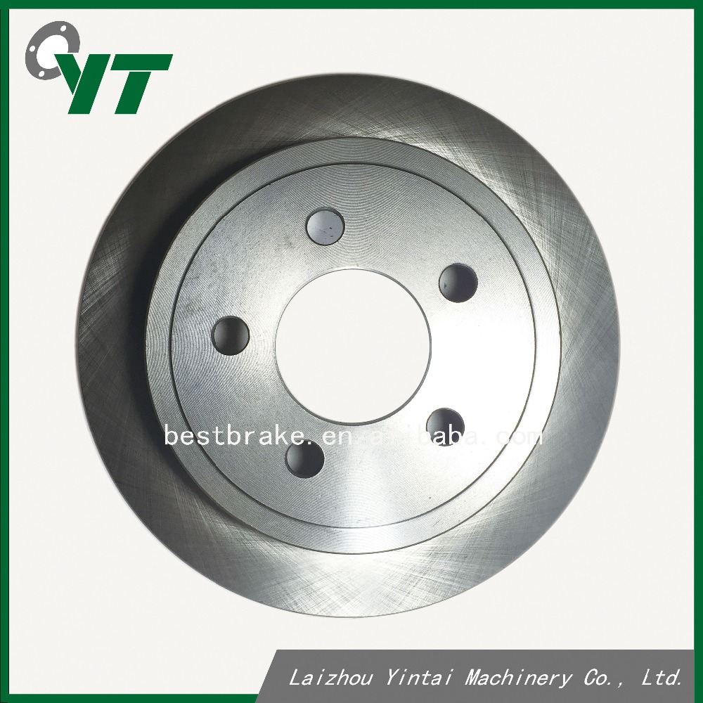 High Quality Hydraulic brake disc OEM Details For JEEP Cherokee Liberty (KJ) 52128411AB casting Braking Disc Rotors