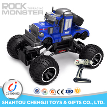 High speed 1:14 battery powered skeleton rc car racing electronic game