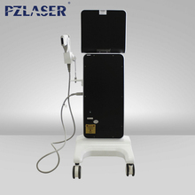 Trending hot products high intensity ultrasound hifu wrinkle removal facial massage machine PZ-9.0