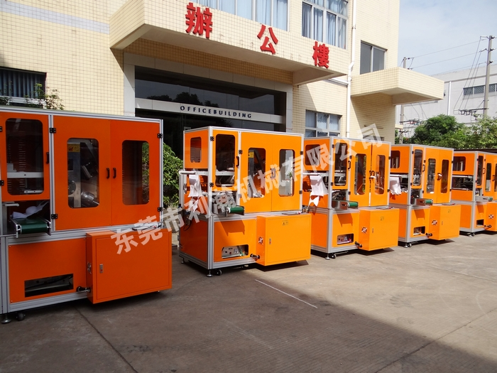 automatic inside ear loops banding face mask making machine