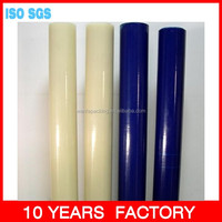 Wanfa Transparent and Blue PE Stretch Film for Pallet Wrapping Usage