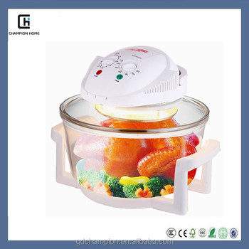 Multi -function halogen convection oven with CE CB UL ROHS