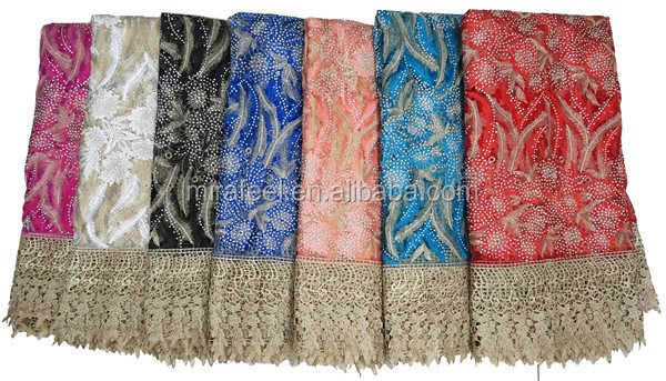 LC263-6 Fashion Lace Fabric/African Sequins Lace Fabric