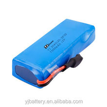 Long life RC car lihitun battery 14.8 V 7500mah 75c remote controlled car hard case lipo pack