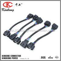 Kinkong waterproof automobile wire harness made in china