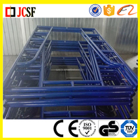 "5'*6'4"" Scaffold Walk Thru Frame with Drop Lock"