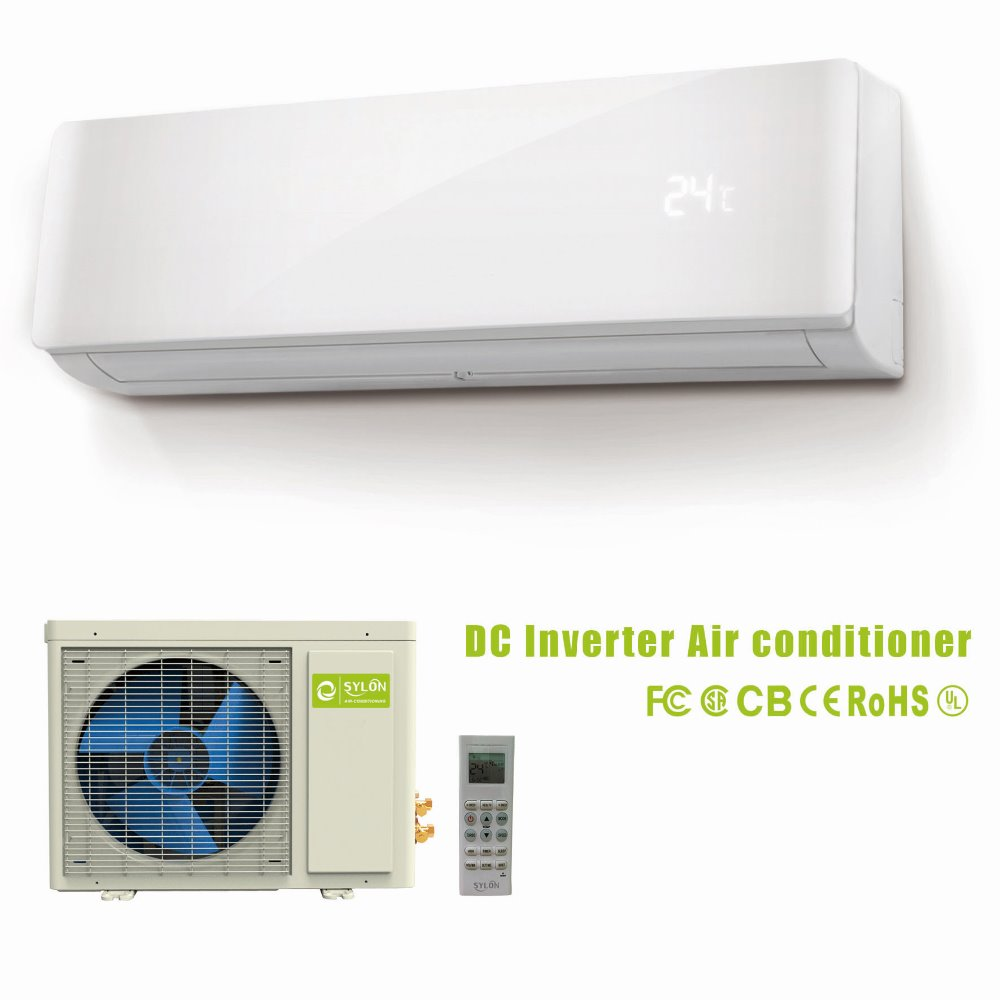 2016 UL certification standard wall split type air conditioner