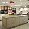 German Pool Customize Hotel Modular Storage GP20 MDF Commercial Kitchen Cabinet