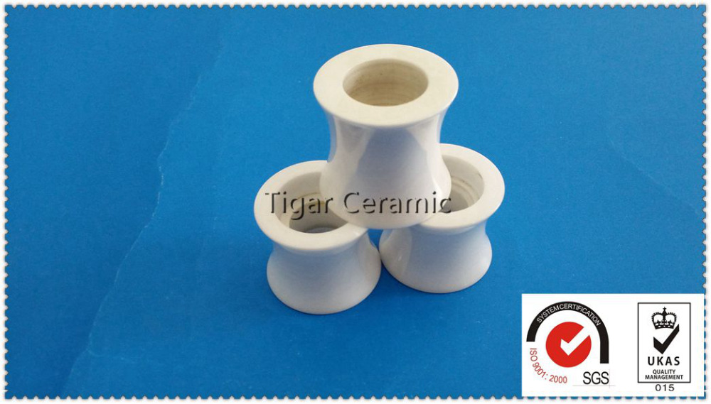 ceramic eyelets with ISO9001 certificated and stable quality
