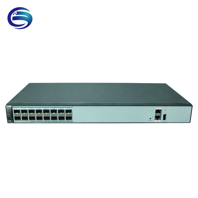 Huawei S6720S-16X-LI-16S-AC 16 <strong>x</strong> <strong>10</strong> GE SFP+ Ports gigabit <strong>Switch</strong>