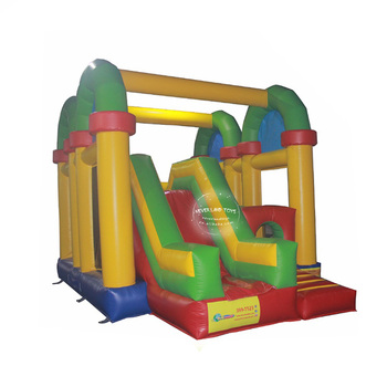 NEVERLAND TOYS 2019 hot sale bouncy castle combo inflatable,inflatable combo commercial bounce houses inflatable amusement park