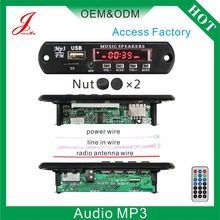 Hot Sale USB SD Card Radio FM Player Audio Decoder Module,Mp3 Speaker Circuit Board For China