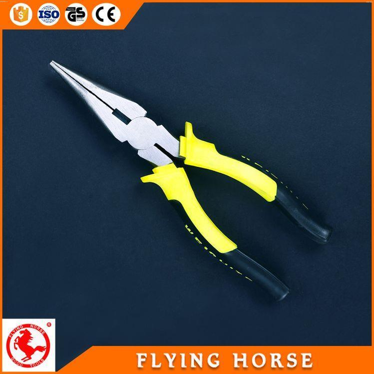 Customized hot sell long nose snap ring pliers