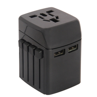 2016 Longrich travel charger adapter MPC-N4 power socket with timer and usb charger